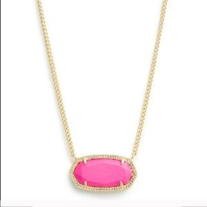 Pink Kendra Scott Necklace